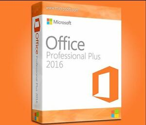 office 2016 professionnelle version complete