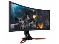 """Acer Predator Z35 35"""" Curved Gaming Monitor - 200Hz, Gsync, 2560x1080, 35"""" Curved"""