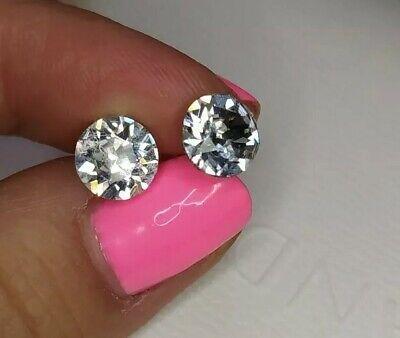 Unwanted gift Swarovski Crystal Elements Stud Earrings New
