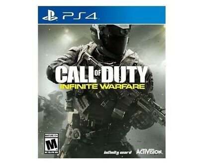 Call Of Duty  Infinite Warfare  Sony Playstation 4  2016