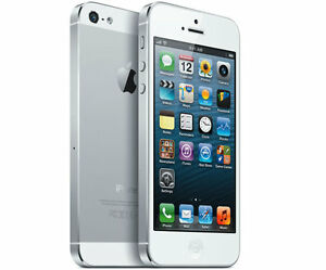 Apple iPhone 5 16GB Bell LTE Smartphone (White)