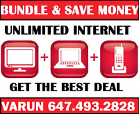 INTERNET & CABLE TV , UNLIMITED INTERNET , HIGH SPEED INTERNET
