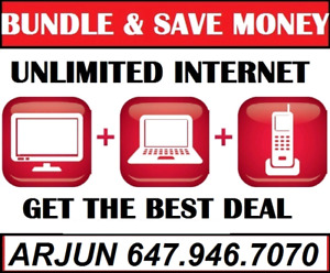 UNLIMITED INTERNET AND 180 CHANNELS $98 NEW YRS SPECIAL, IPTV