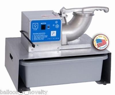 New Paragon Port-a-blast Snow Cone Machine Sno-cone Machine