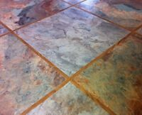 Professional Flooring Installations.