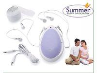 Summer Prenatal Listening System Baby Heartbeat Sensor Doppler Pre Natal Monitor