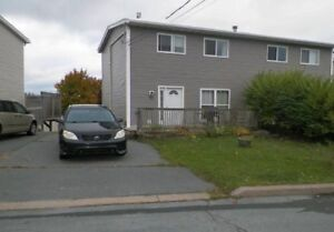 Beautiful Semi in Cole Harbour avail Aug 1st