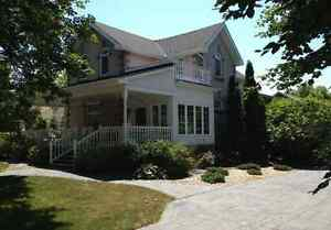 Executive Century Home for Rent in Kincardine downtown core