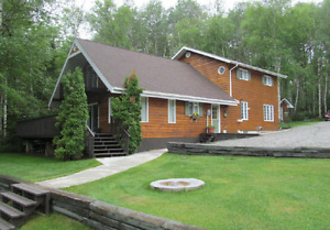 Kenogamissi Lake Doyle Rd. Home off hwy 144 : PRICE REDUCED