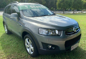 2011 Holden Captiva CG SX Automatic 7 seat Wagon Southport Gold Coast City Preview