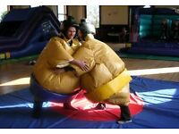 Sumo suits for rental £60 glasgow!