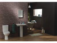 Illuminated Bathroom Mirror from B&Q *new **boxed