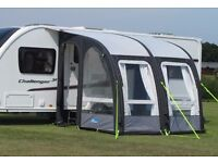 Caravan Awning Kampa Rally Airpro 260