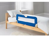 Babystart Blue Baby/Children's Bed Guard