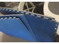 Gym Flooring Interlocking Mats