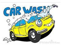 Job in Car wash Banstead