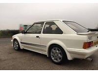 Ford escort rs turbo series 1 no mot