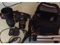 Canon EOS 700D DSLR Photography Bundle