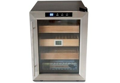 The Clevelander Electronic Cigar Cooler Humidor