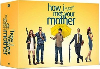 How I Met Your Mother  The Complete Series  28 Dvd Box Set  1 2 3 4 5 6 7 8 9