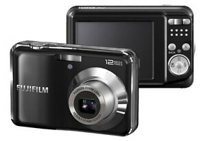 Fujifilm FinePix AV100 12 MP Digital Camera - Black - $50 O.B.O