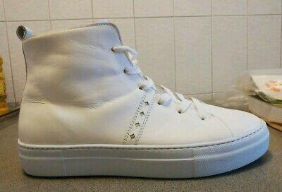 Loafer Sneakers man JUST Roberto Cavalli Sport Gym Scarpe ginnastica silver uomo for sale  Shipping to Nigeria