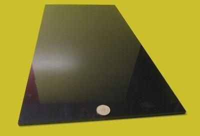 Delrin Pom Acetal Black Sheet 14 .250 X 12 X 24