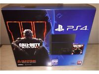 PS4 boxed