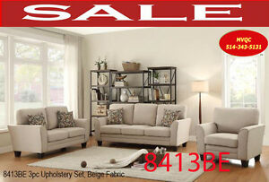 8413BE, sofas set, love seats, arm chairs, chaise, meuble valeur