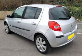 image for Cheap 2008 Renault Clio 1.5 Dci £30 Tax Long Mot Full Service History 70 Mpg (CORSA C3 FIESTA AYGO)