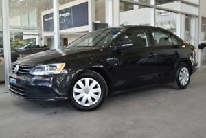 Volkswagen Jetta 2015 black automatic 57000km for $12,900
