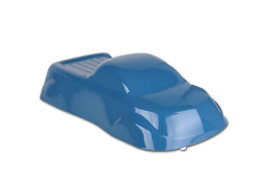 Powder Coating Paint Ral 5009 Azure Blue 1lb .45kg