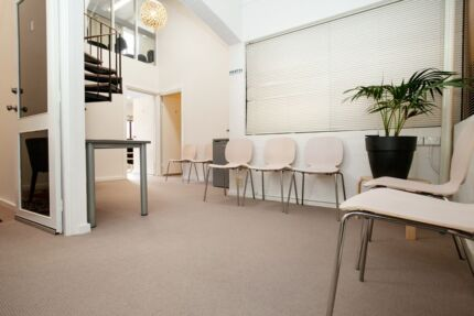 Consulting rooms and training room for rent by the hour - ongoing