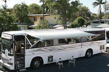 1989 Nissan 40ft Luxury Coach Motorhome - SACRIFICE SALE!!! Biggera Waters Gold Coast City Preview