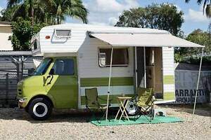 1973 Bedford Classic Motorhome Arundel Gold Coast City Preview