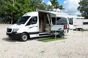 2015 Mercedes Sprinter Dreamseeker Nomad Van Arundel Gold Coast City Preview