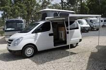 2010 Hyundai iload POP Top Campervan motorhome Biggera Waters Gold Coast City Preview