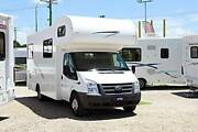 2011 FORD TRANSIT TALVOR 6 BERTH Arundel Gold Coast City Preview