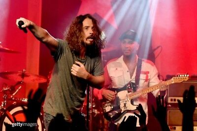 "2 Chris Cornell ""I am the Highway""   Concert Tickets 1/16/19 Forum Sec 210"