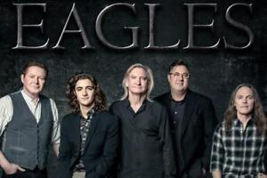 Eagles Floor Tickets for July 17 at ACC
