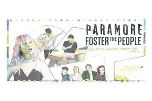 Paramore and Foster The People in Toronto