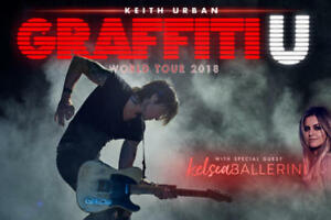 Keith Urban - Budweiser Stage - Friday June 29th - Lawn Tickets
