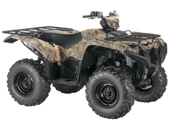 Used 2016 Yamaha GRIZZLY 700 DAE EPS