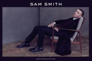 Sam Smith - Thrill of It All Tour - 2 Tickets