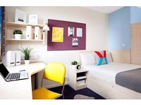 Manchester City Centre Premium Range Ensuite Room for Short Term Let DEC 12 - JAN 6 120/week