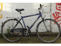 Hybrid bike RALEIGH light frame 20 inch - Serviced Warranty - Welcome for test ride & cup of tea