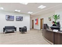 Modern serviced offices in a fully refurbished business centre in an impressive building