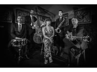 CLASSY LONDON BASED BAND AVAILABLE FOR EVENTS - jazz, pop, acoustic soul, latin.