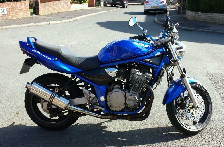 suzuki bandit 600 gsf 600 mk2 in rawmarsh south yorkshire gumtree. Black Bedroom Furniture Sets. Home Design Ideas