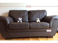 5 seater sofa with coffee table